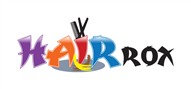 Logoinn created this logo for hairROX - who are in the Salon Logo Design  Sectors