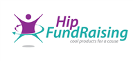 Logoinn created this logo for hip fundraising - who are in the Charity Logo Design  Sectors