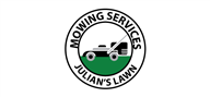 Logoinn created this logo for julians lawncareservices - who are in the Landscape Logo Design  Sectors