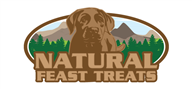 Logoinn created this logo for natural feast treats - who are in the Animal Logo Design  Sectors