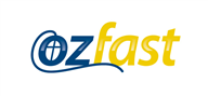 Logoinn created this logo for ozfast - who are in the Retail Logo Design  Sectors