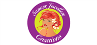 Logoinn created this logo for sanaer jewellery creations - who are in the Fashion Logo Design  Sectors