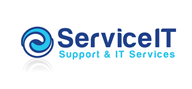 Logoinn created this logo for serviceit - who are in the Networking Logo Design  Sectors