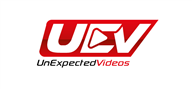 Logoinn created this logo for unexpectedvideos - who are in the Entertainment Logo Design  Sectors