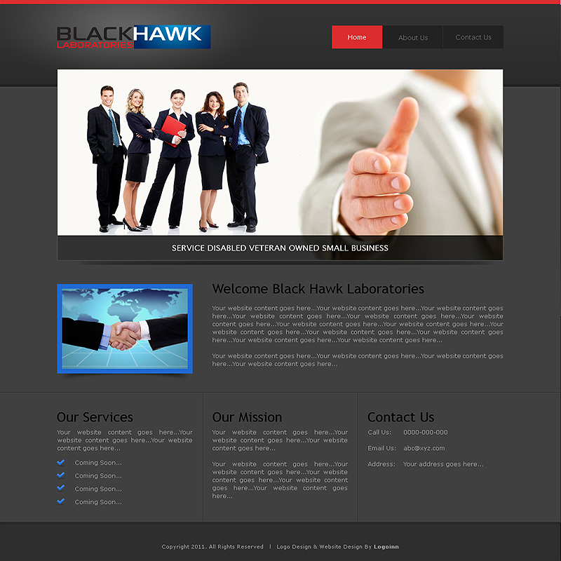 Consulting website design web development from 169 by for Web design consultant