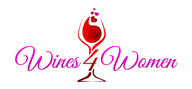 Logoinn created this logo for wines 4 women - who are in the Beverages Logo Design  Sectors